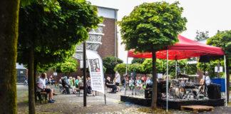 "Sommerkulturkirche 2021 ""unter den Platanen"""
