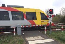 Zug der Vogelsbergbahn