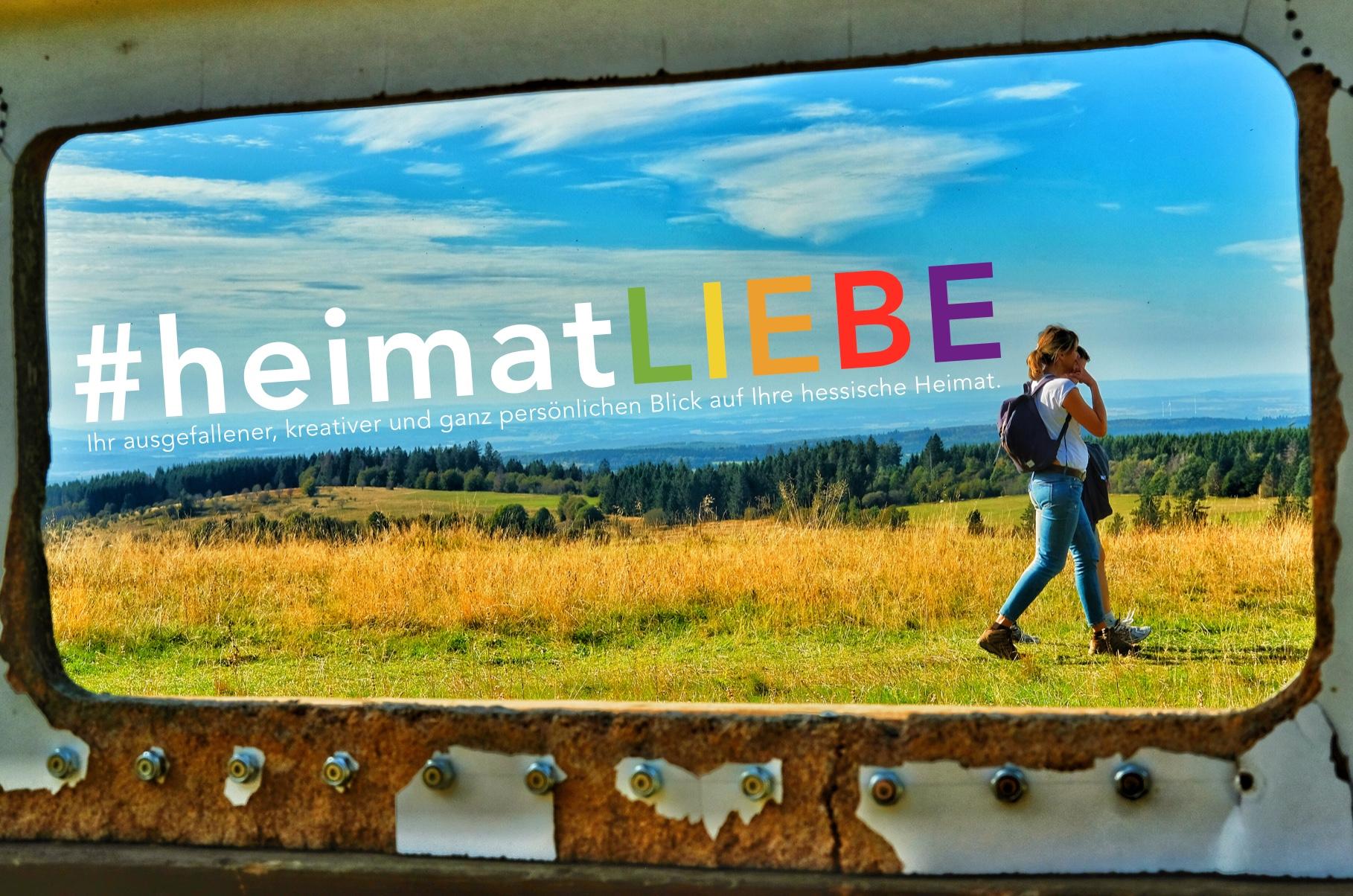 #heimatLIEBE - Fotowettbewerb - Ihr ausgefallener, kreativer und ganz persönlicher Blick auf Ihre hessische Heimat!