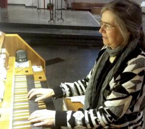 Kirchenmusikerin und Musikwissenschaftlerin Dr. Anita Kolbus