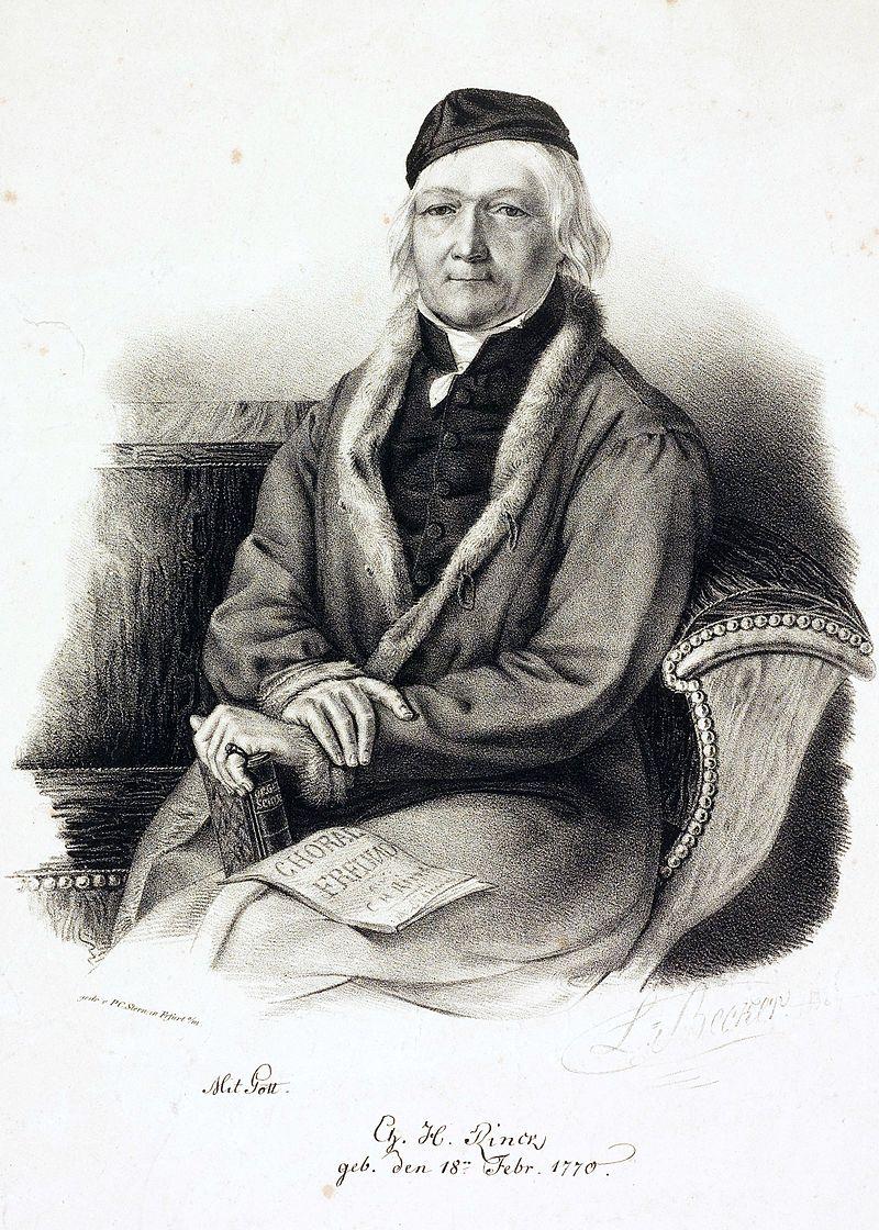 Christian Heinrich Rinck - ein