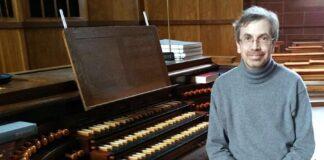 Solmser Organist Hubert Hübner