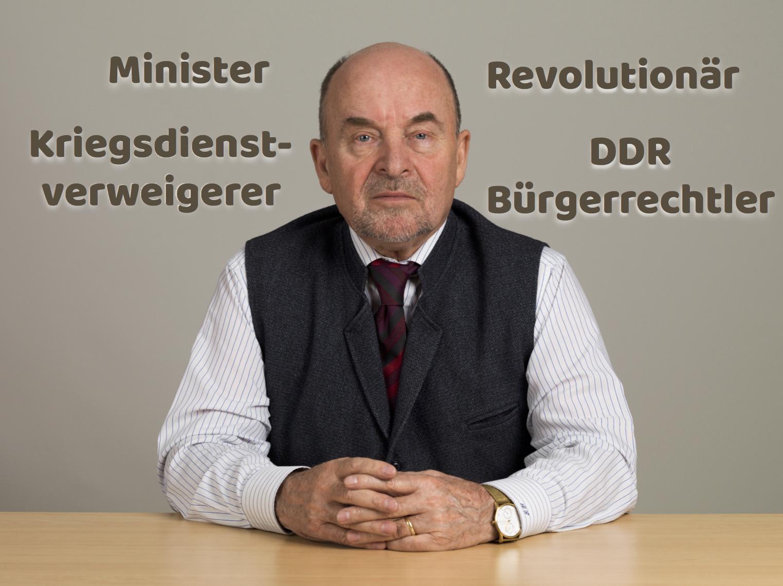 Rainer Eppelmann spricht am 19.9. über zivilgesellschaftliches Engagement und christliche Verantwortung in Politik und Gesellschaft